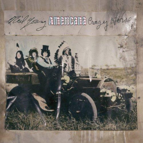 Neil Young - Americana album cover
