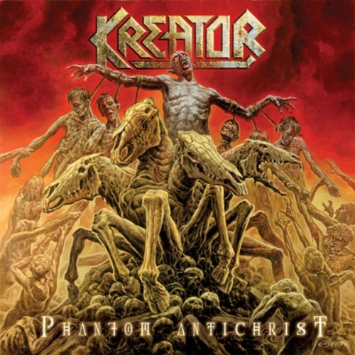 Kreator - Phantom Antichrist album cover