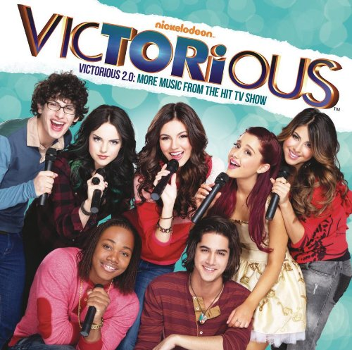 Soundtrack - Victorious: Victorious 2.0: More Music From The Hit Tv Show (ep) album cover