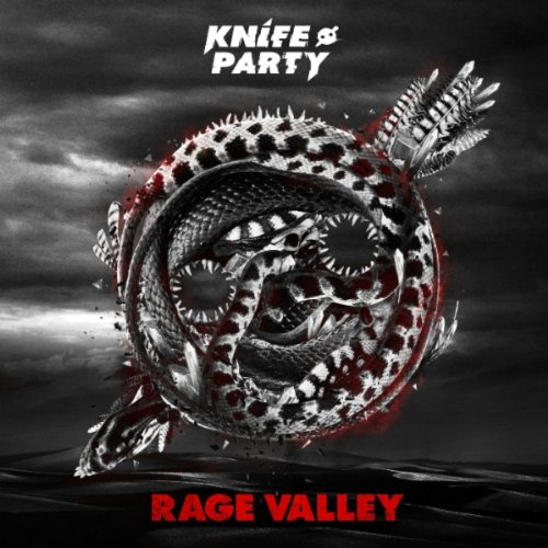 Knife Party - Rage Valley (ep) album cover