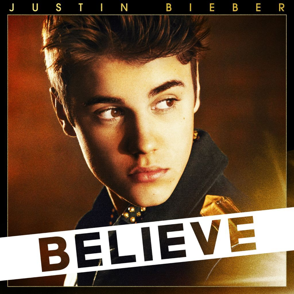 Justin Bieber - Believe album cover