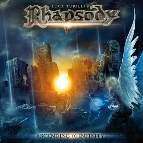 Luca Turilli's Rhapsody - Ascending To Infinity album cover