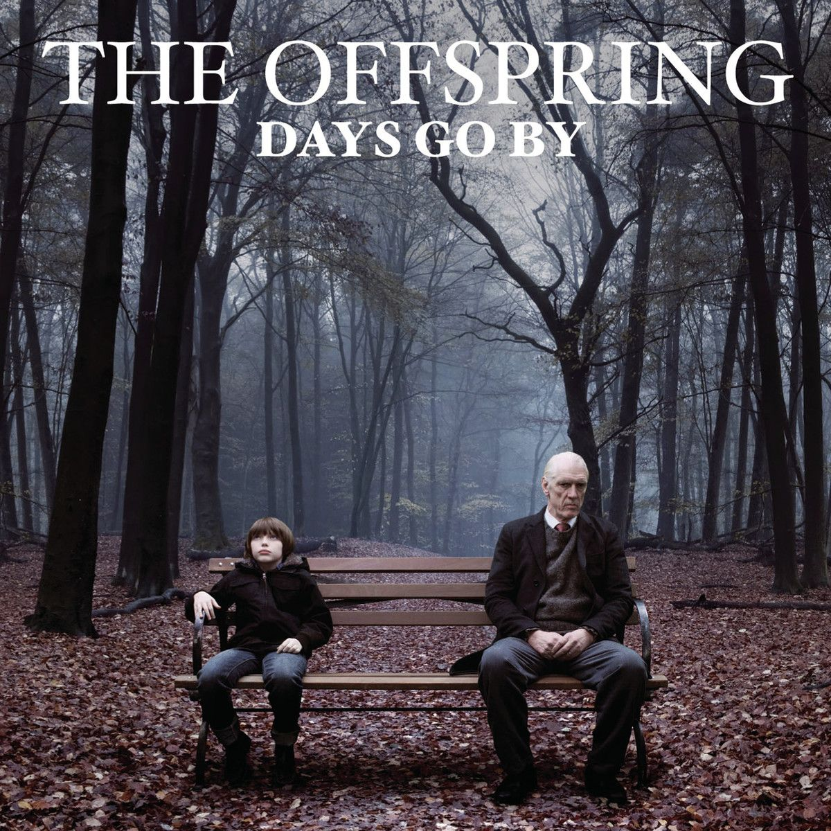 The Offspring - Days Go By album cover