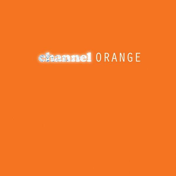 Frank Ocean - Channel Orange album cover