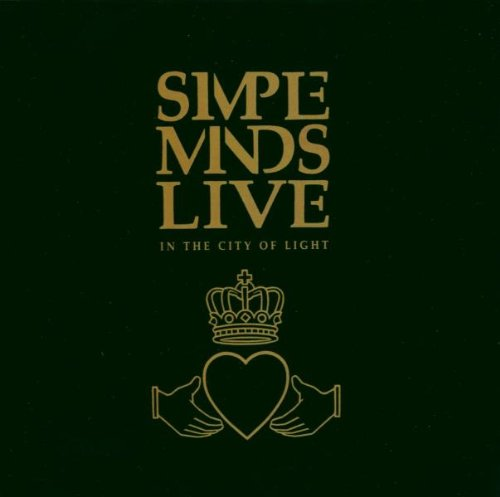 Simple Minds - Simple Minds Live - In The City Of Light album cover