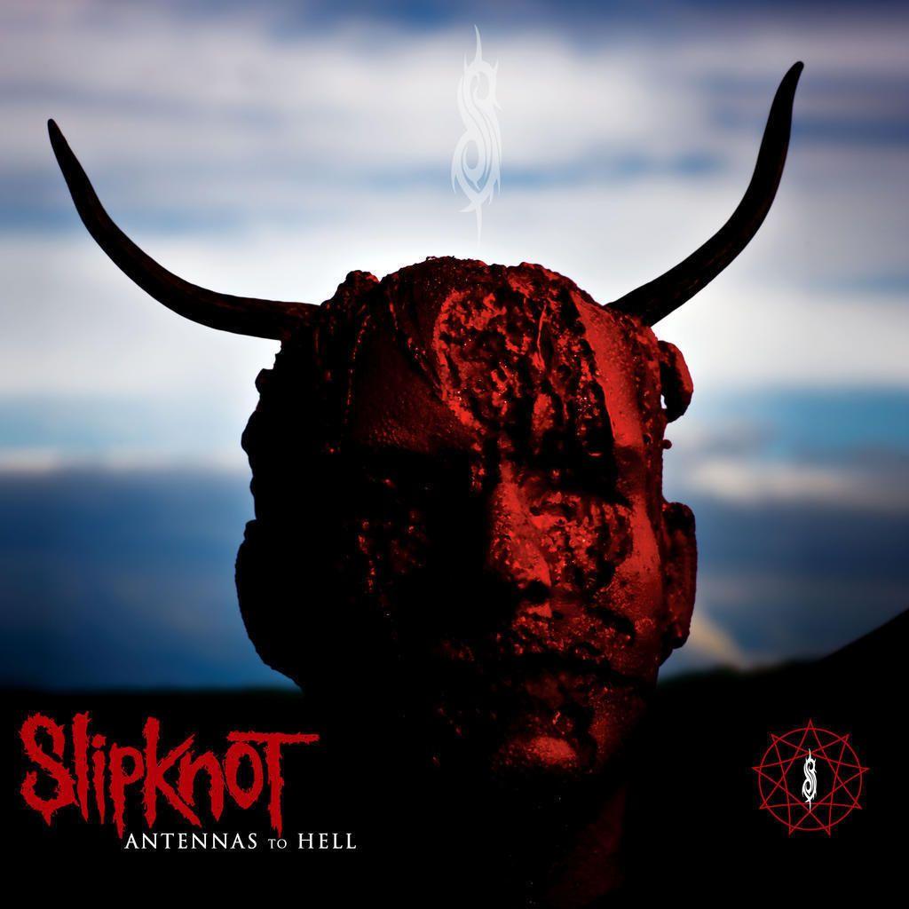 Slipknot - Antennas To Hell album cover