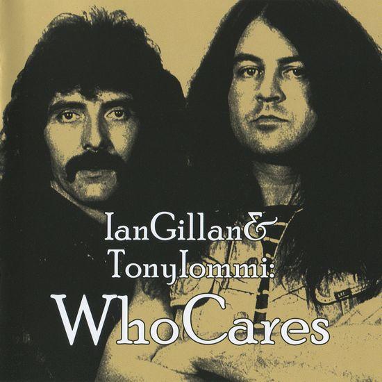 Ian Gillan - Whocares album cover