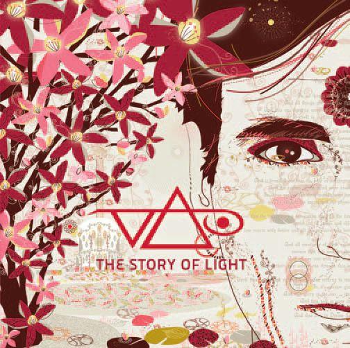 Steve Vai - The Story Of Light album cover