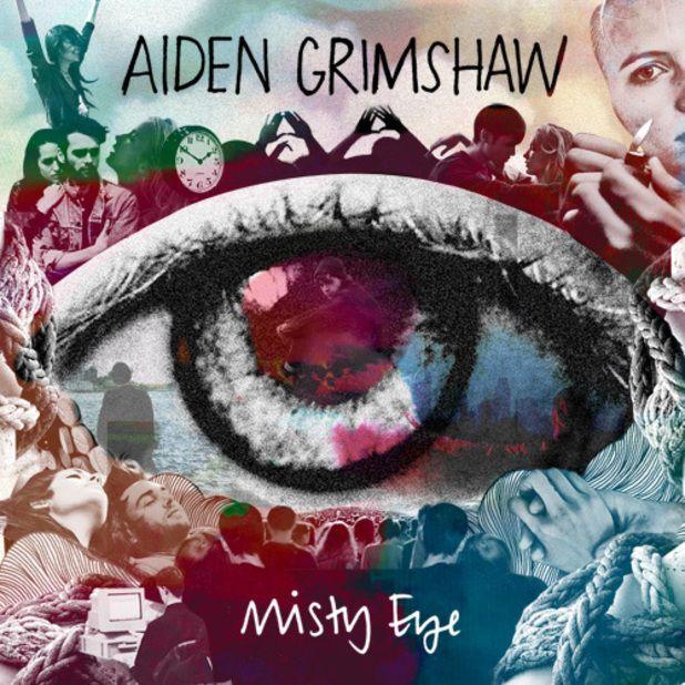 Aiden Grimshaw - Misty Eye album cover