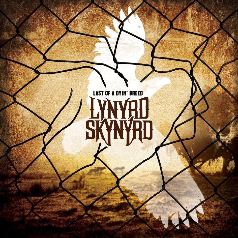 Lynyrd Skynyrd - Last Of A Dyin' Breed album cover