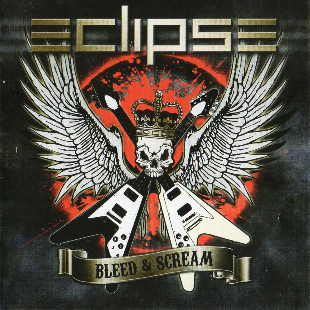 Eclipse - Bleed & Scream album cover
