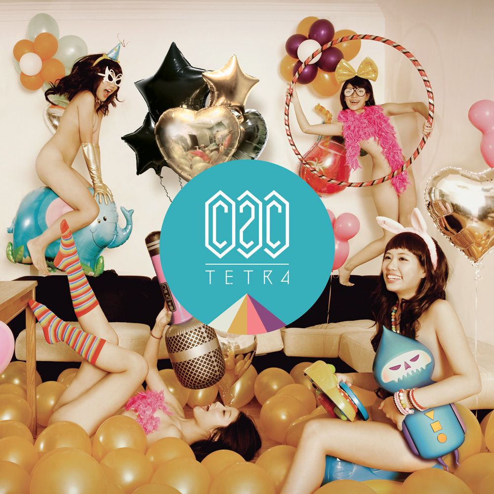 C2C - Tetra album cover