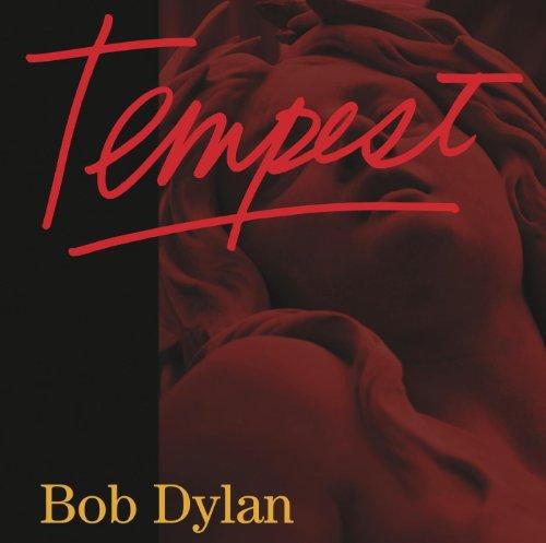 Bob Dylan - Tempest album cover