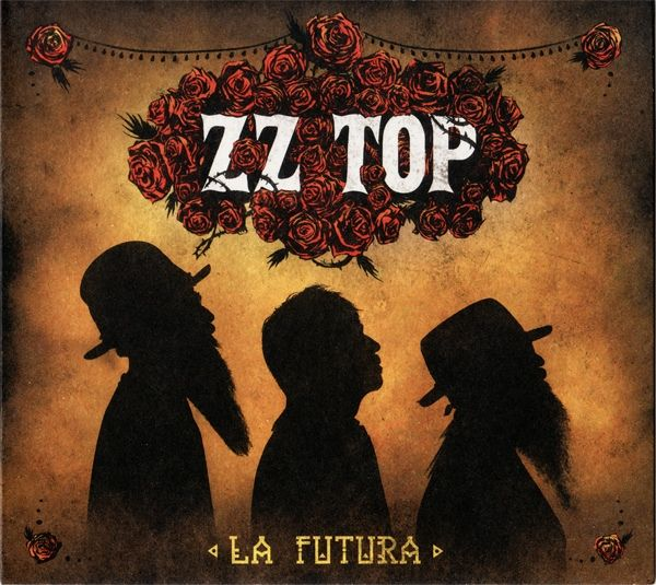 ZZ Top - La Futura album cover