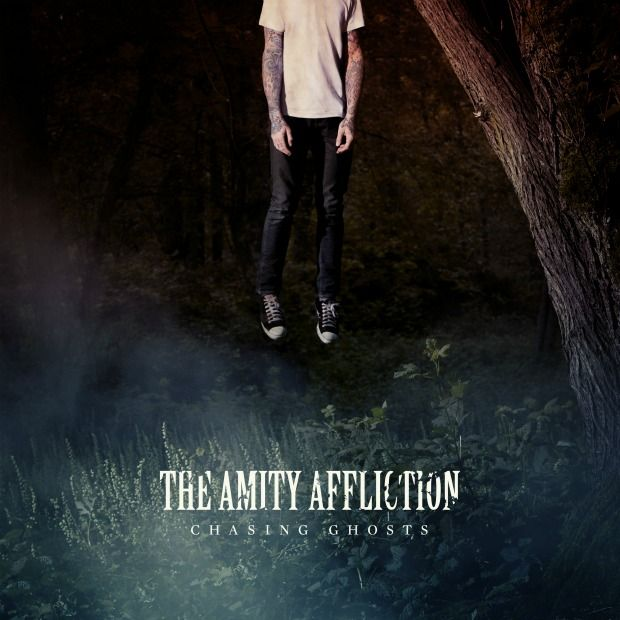 The Amity Affliction - Chasing Ghosts album cover