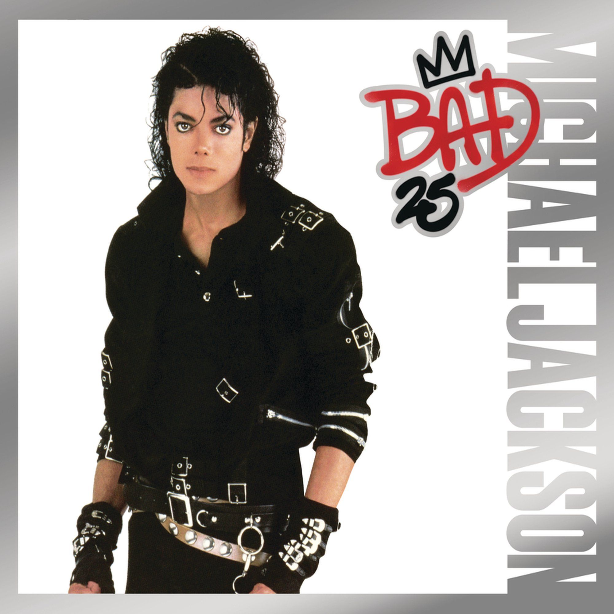 Michael Jackson - Bad 25 album cover