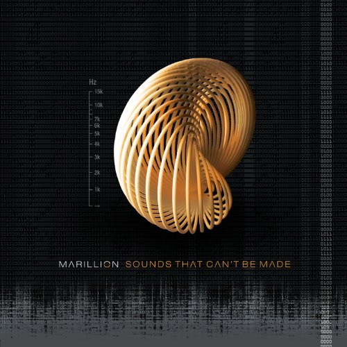 Marillion - Sounds That Can't Be Made album cover