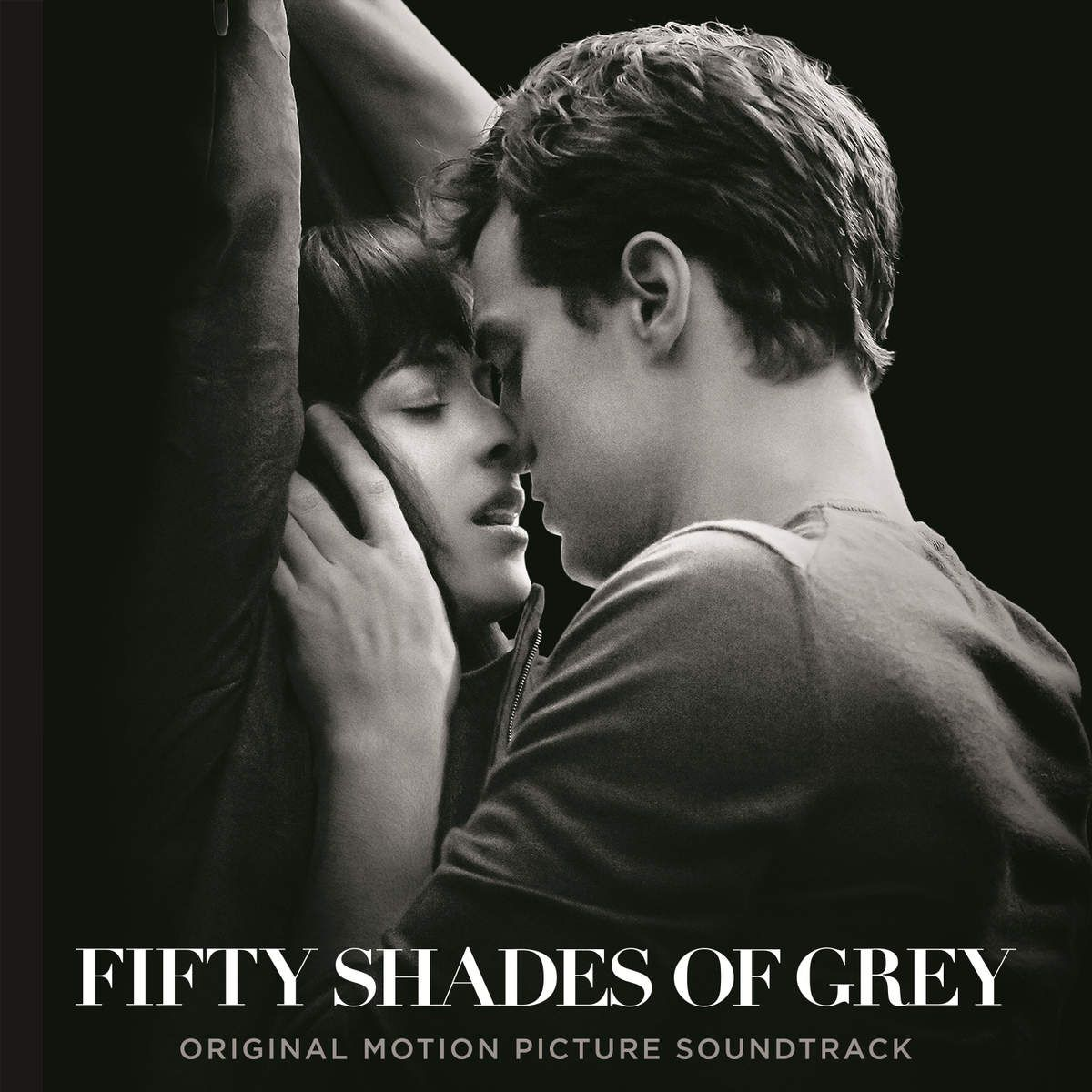 Soundtrack - Fifty Shades Of Grey album cover