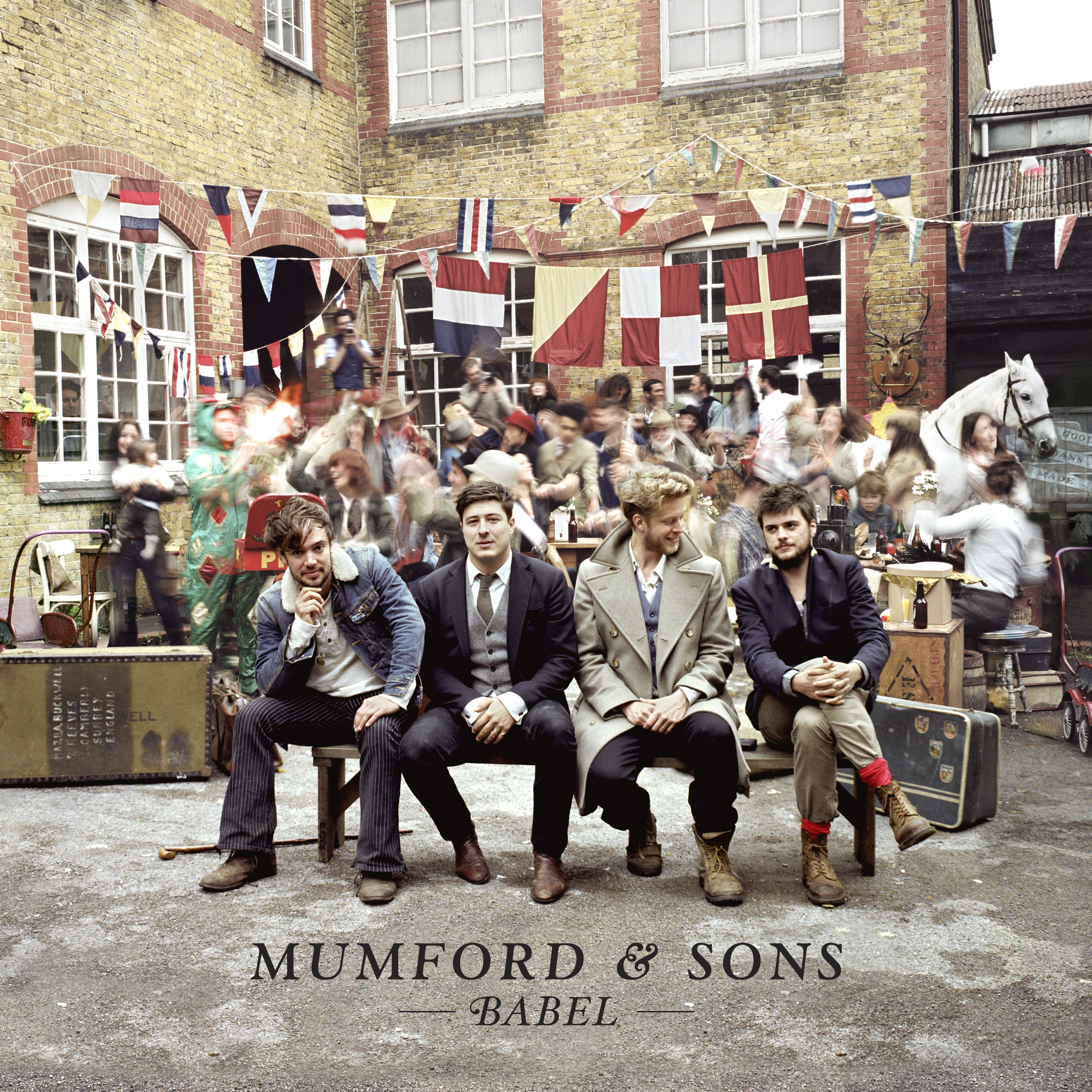Mumford and Sons - Babel album cover