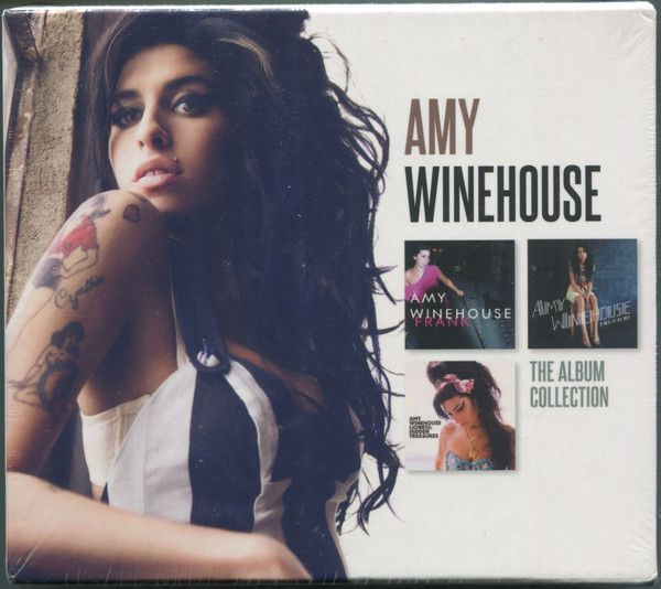 Amy Winehouse - The Album Collection album cover