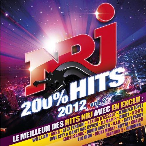 Various Artists - Nrj 200% Hits 2012 Volume 2 album cover