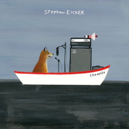 Stephan Eicher - L'envolée album cover
