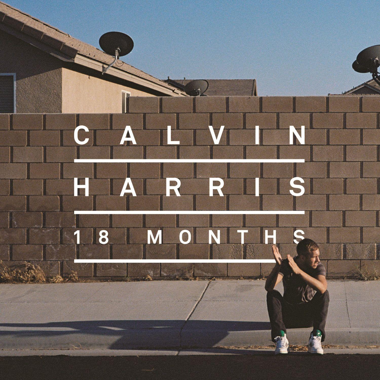 Calvin Harris - 18 Months album cover