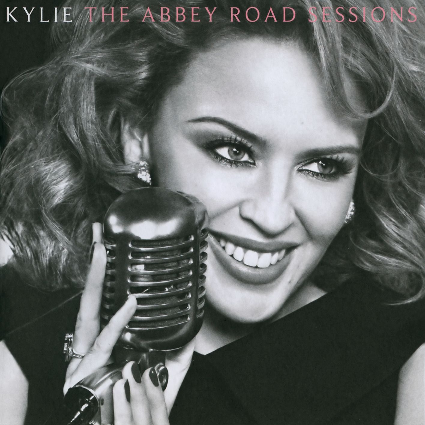Kylie Minogue - The Abbey Road Sessions album cover
