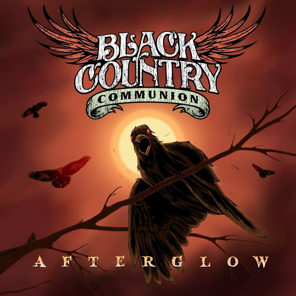 Black Country Communion - Afterglow album cover