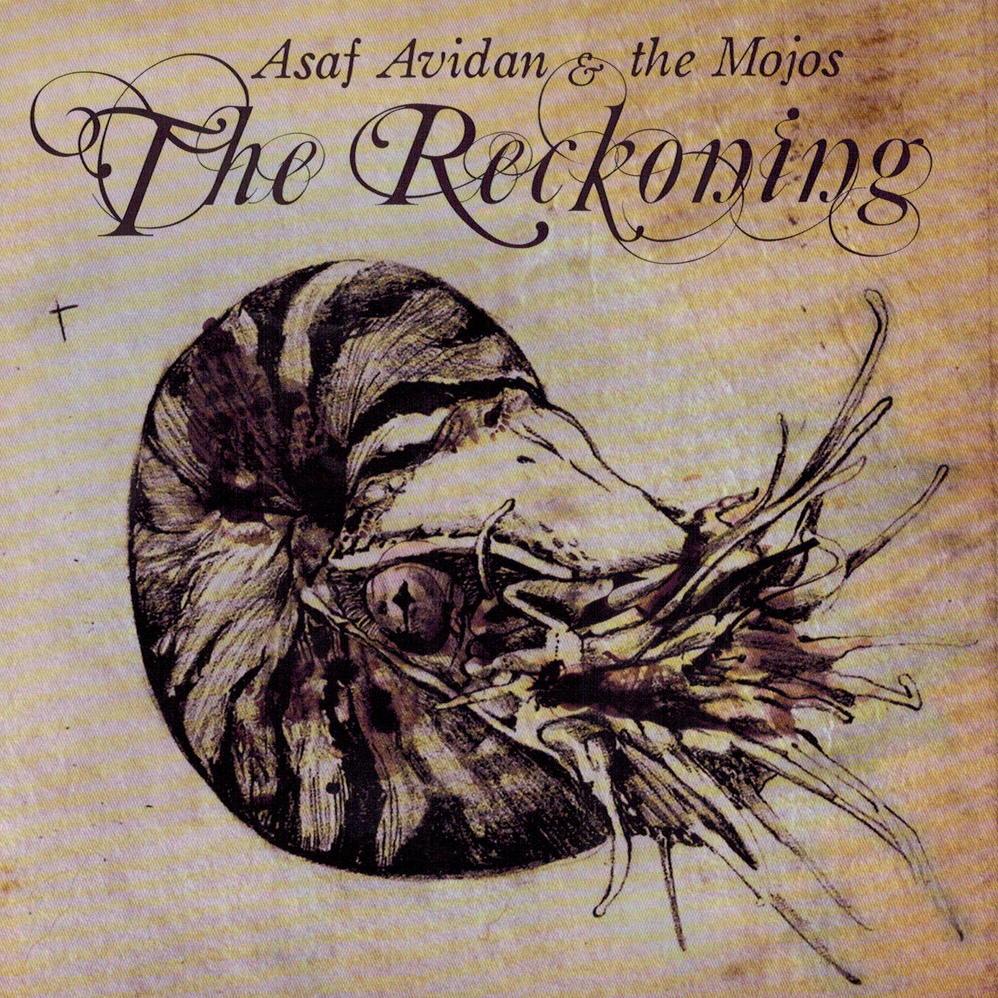 Asaf Avidan - The Reckoning album cover