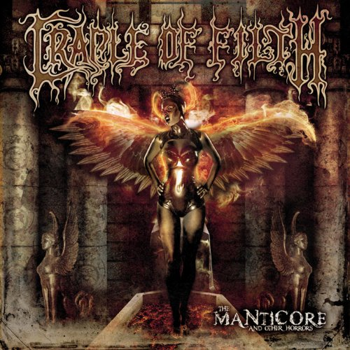 Cradle Of Filth - The Manticore And Other Horrors album cover