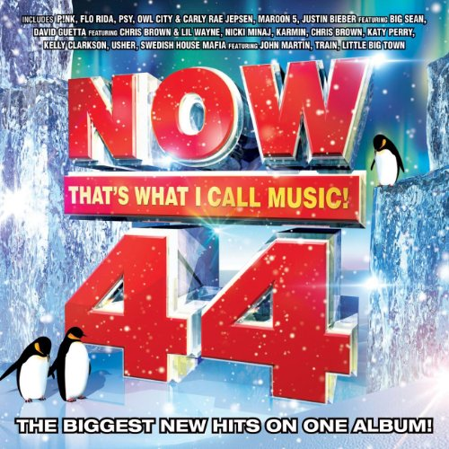 Various Artists - Now 44 album cover