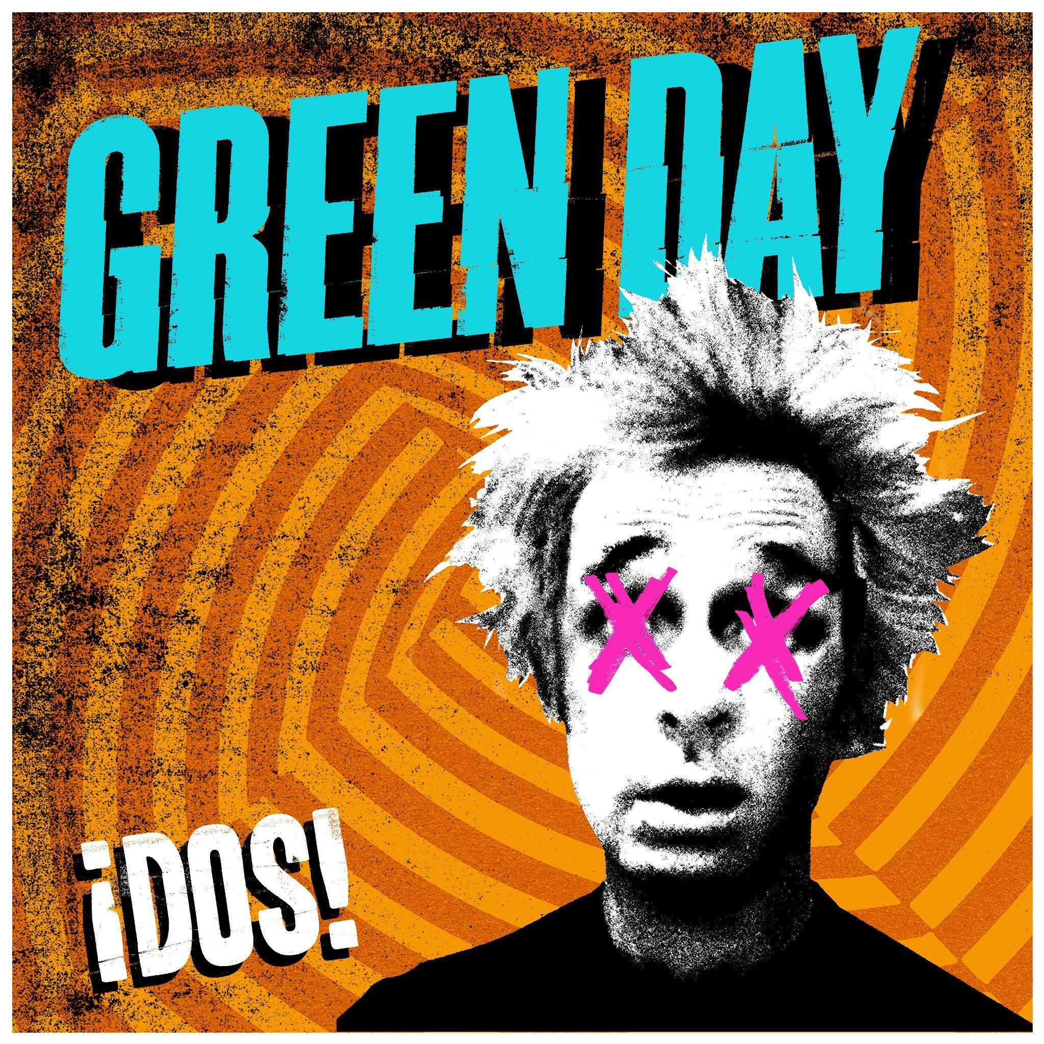 Green Day - ¡dos! album cover