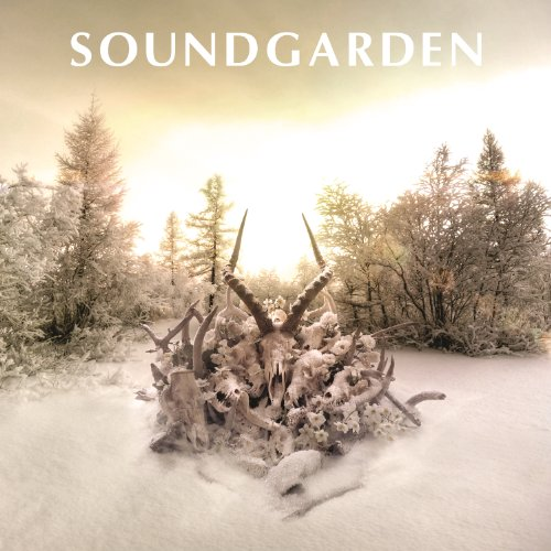 Soundgarden - King Animal album cover