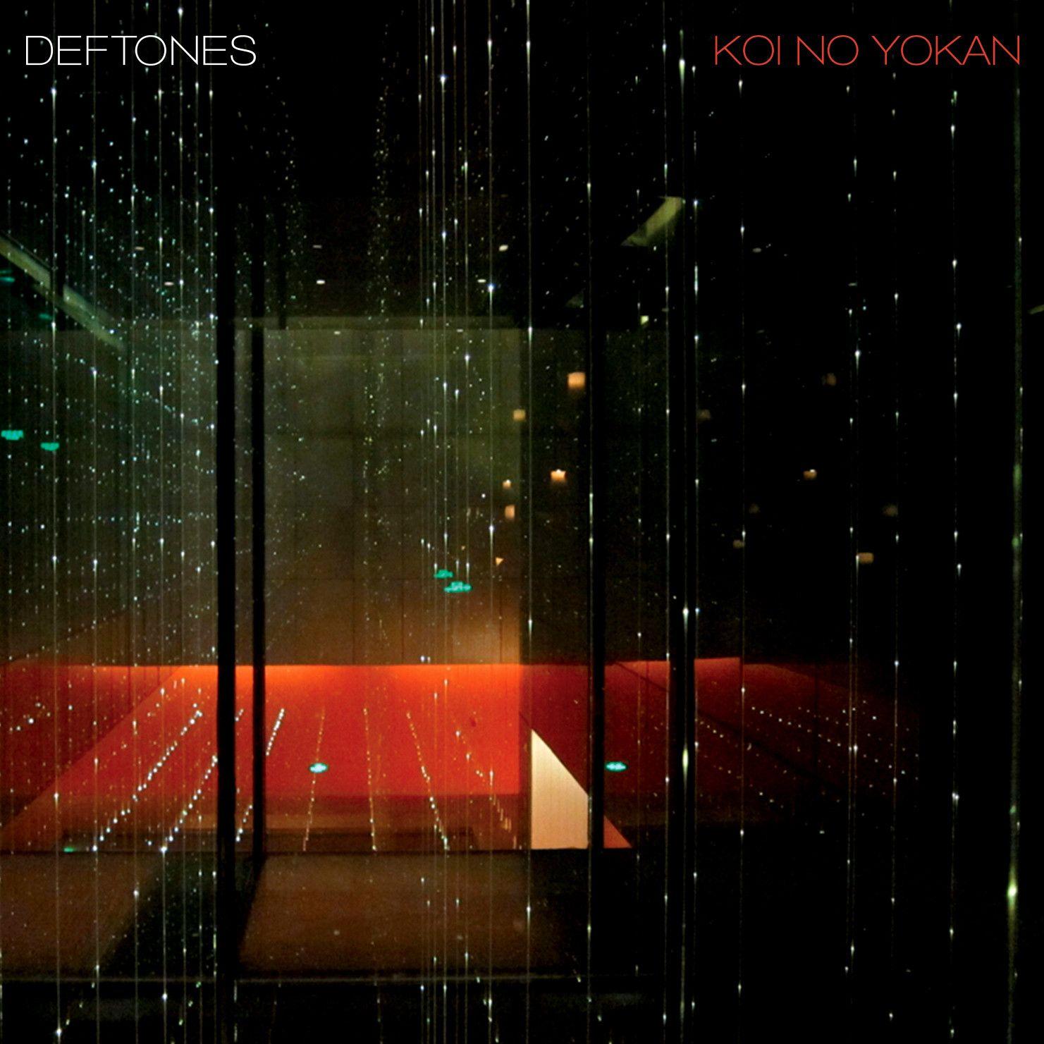 Deftones - Koi No Yokan album cover