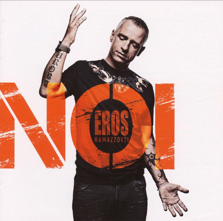 Eros Ramazzotti - Noi album cover