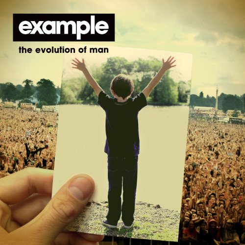 Example - The Evolution Of Man album cover