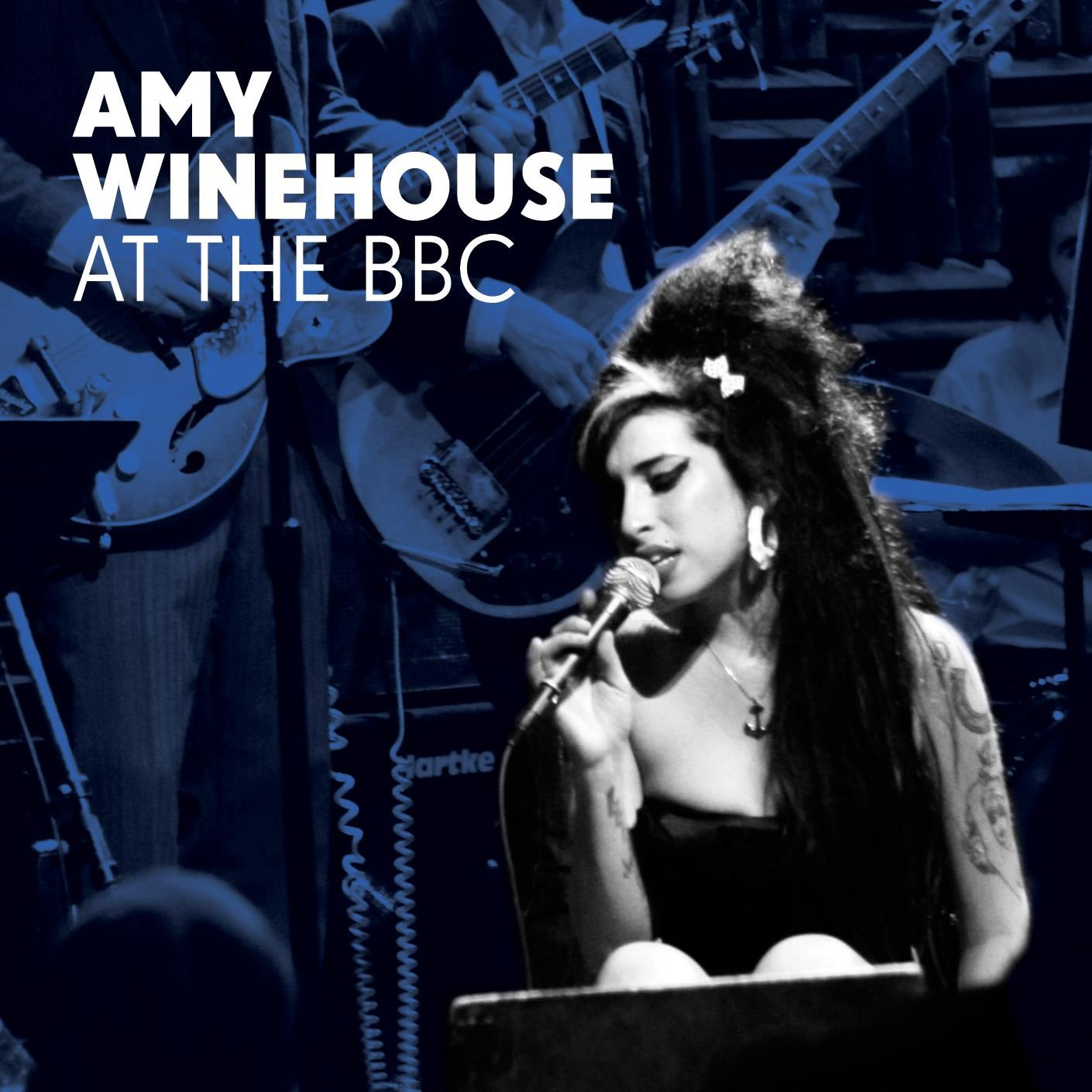 Amy Winehouse - At The BBC album cover