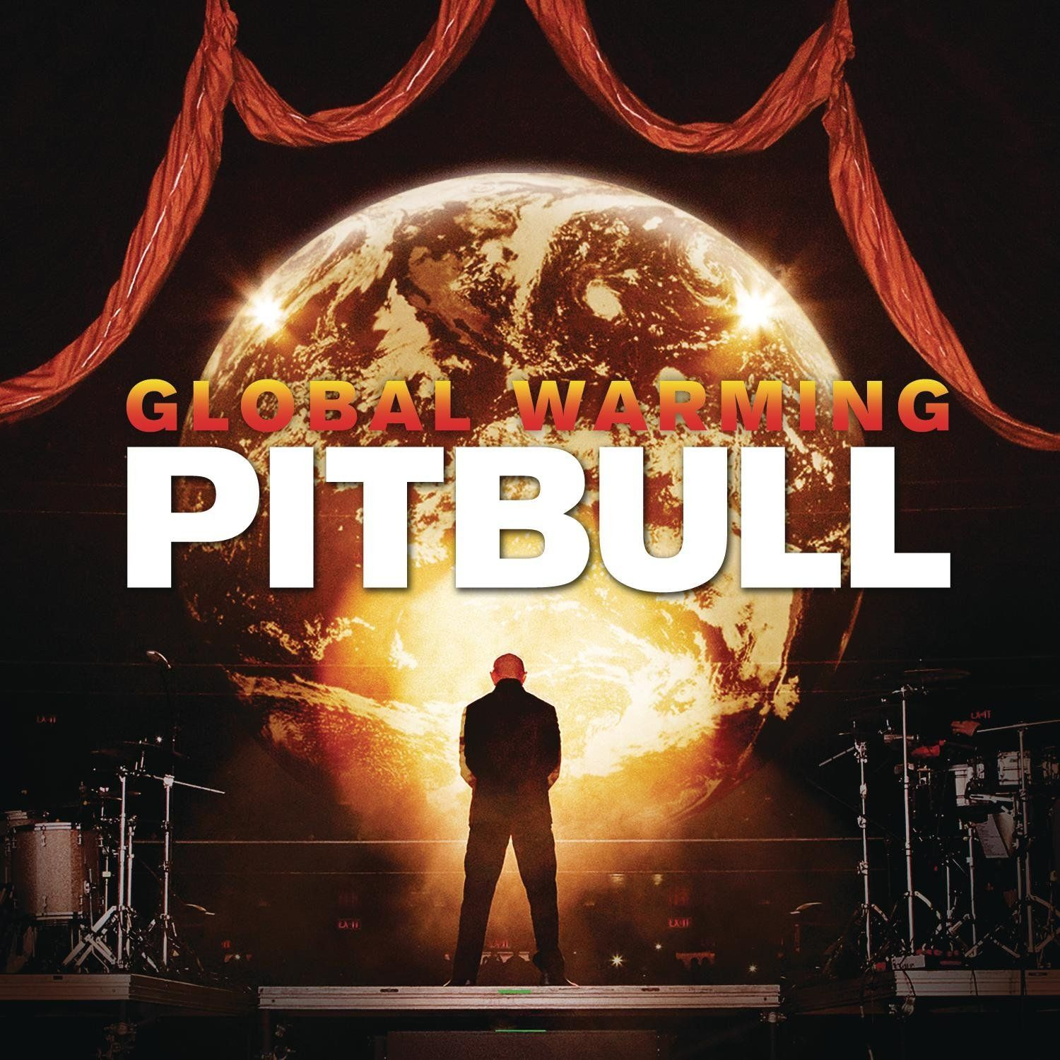 Pitbull - Global Warming album cover