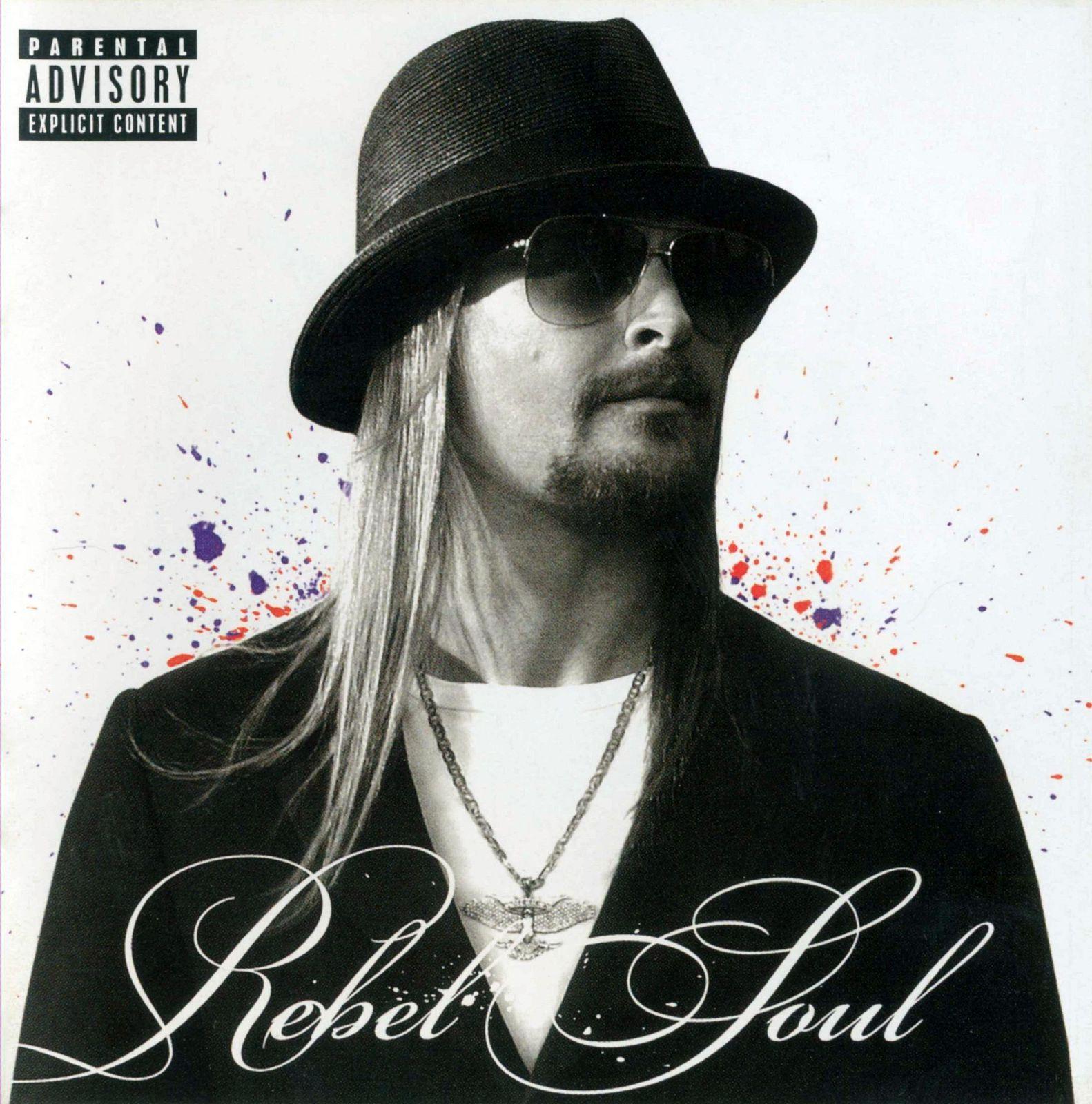 Kid Rock - Rebel Soul album cover