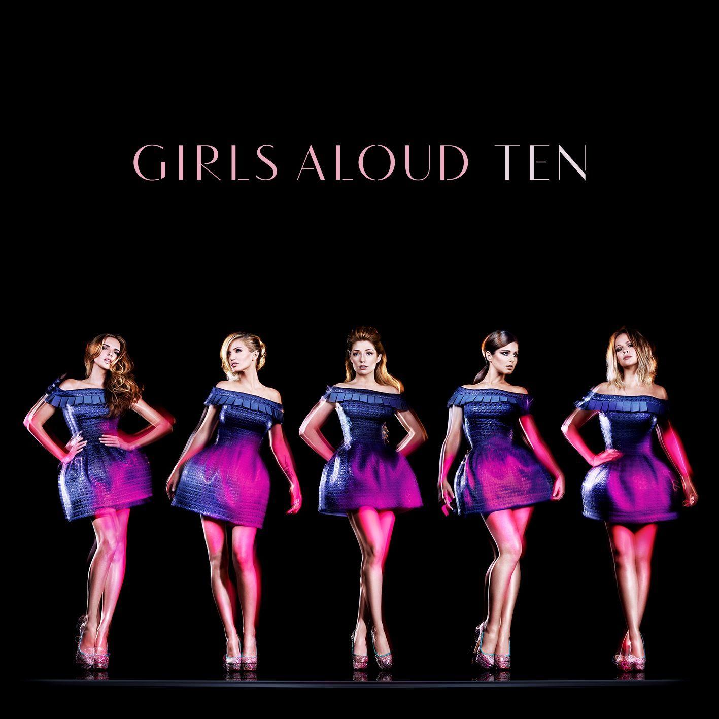 Girls Aloud - Ten album cover