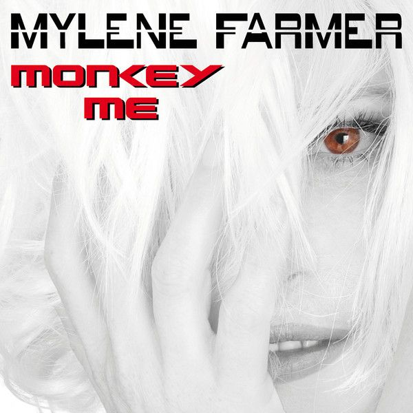 Mylène Farmer - Monkey Me album cover