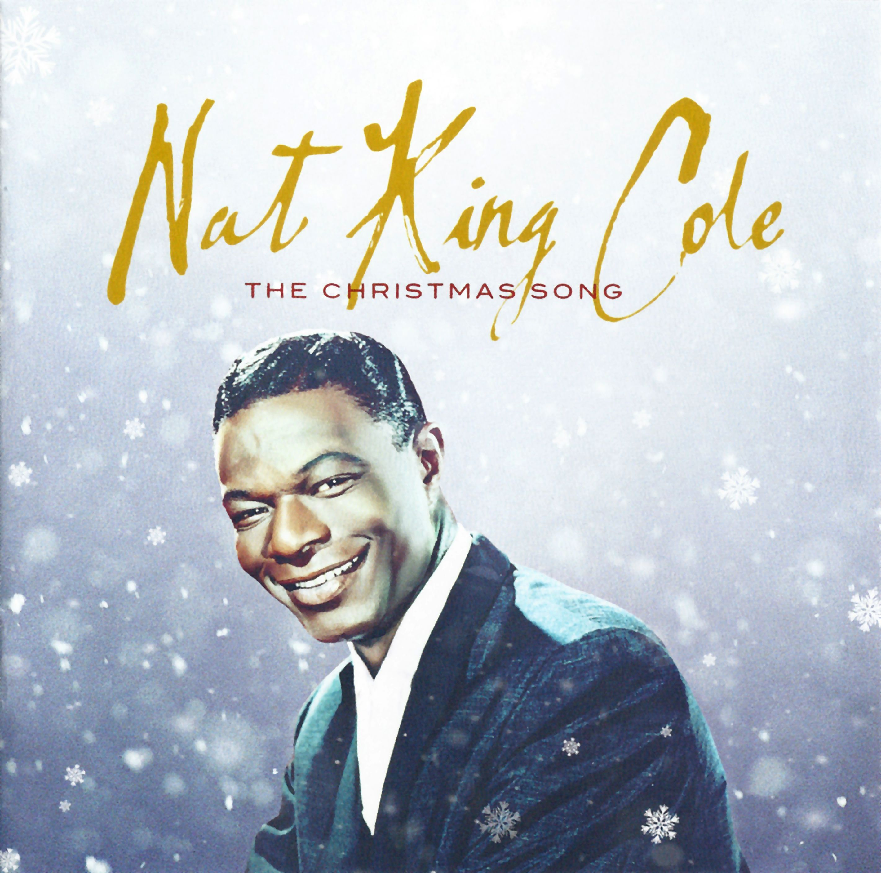 Nat King Cole - The Christmas Song album cover