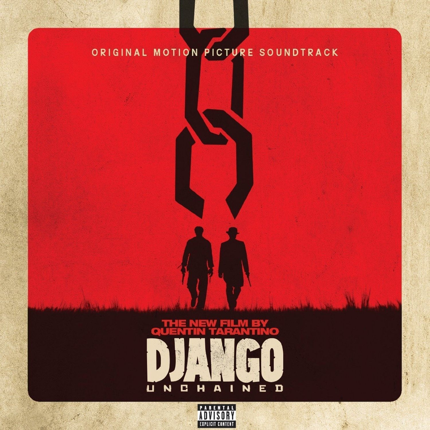 Soundtrack - Django Unchained album cover