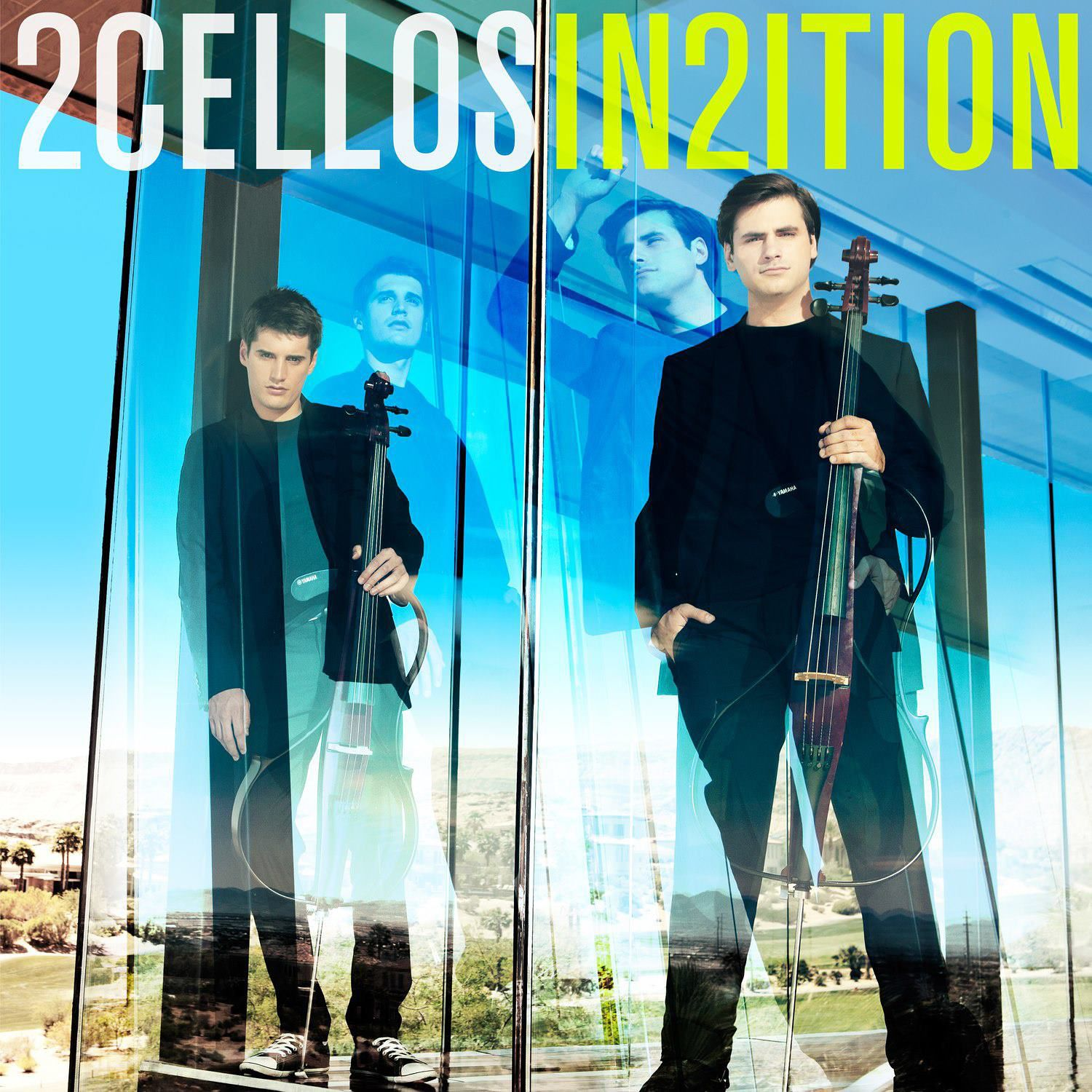 2Cellos - In2ition album cover