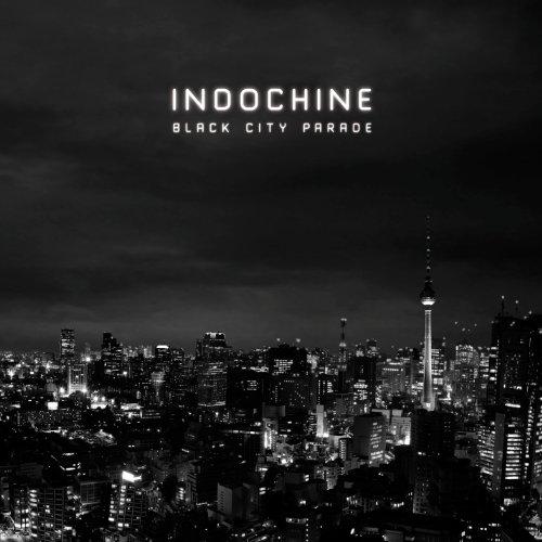 Indochine - Black City Parade album cover