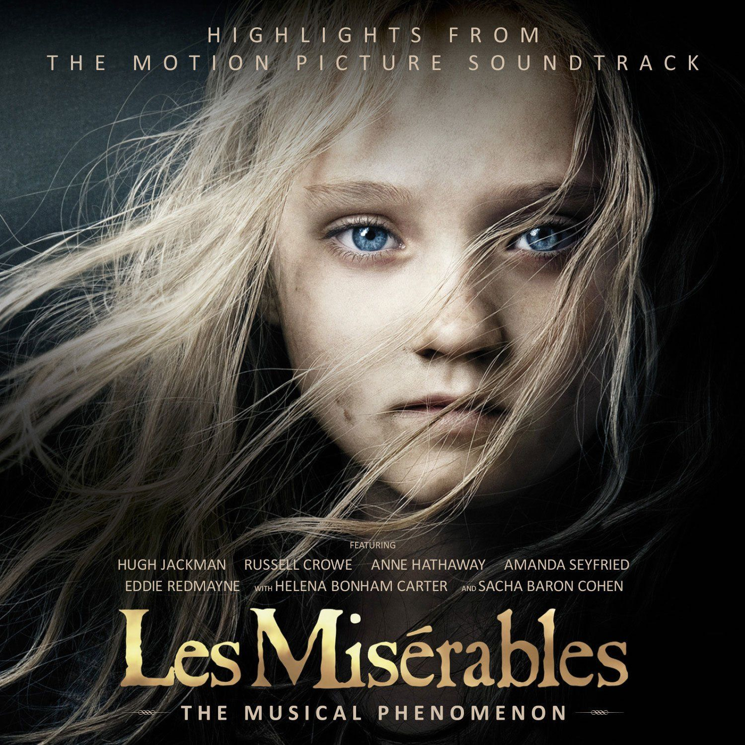 Soundtrack - Les Misérables - The Musical Phenomenon album cover