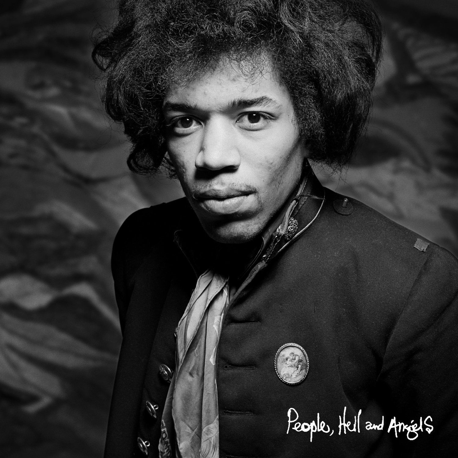 Jimi Hendrix - People, Hell And Angels album cover
