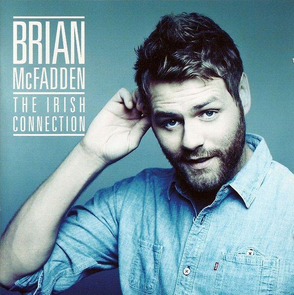 Brian Mcfadden - The Irish Connection album cover