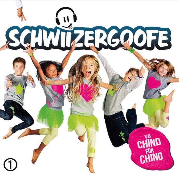 Schwiizergoofe - 1 album cover
